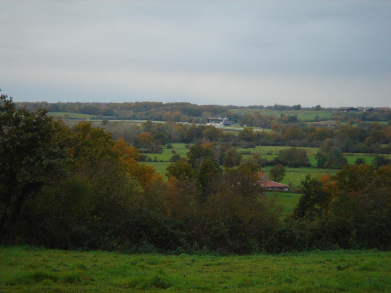 paysage du Berry
